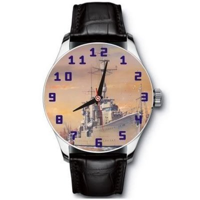 Cruiser Koenigsberg Stainless Wrist Watch.JPG