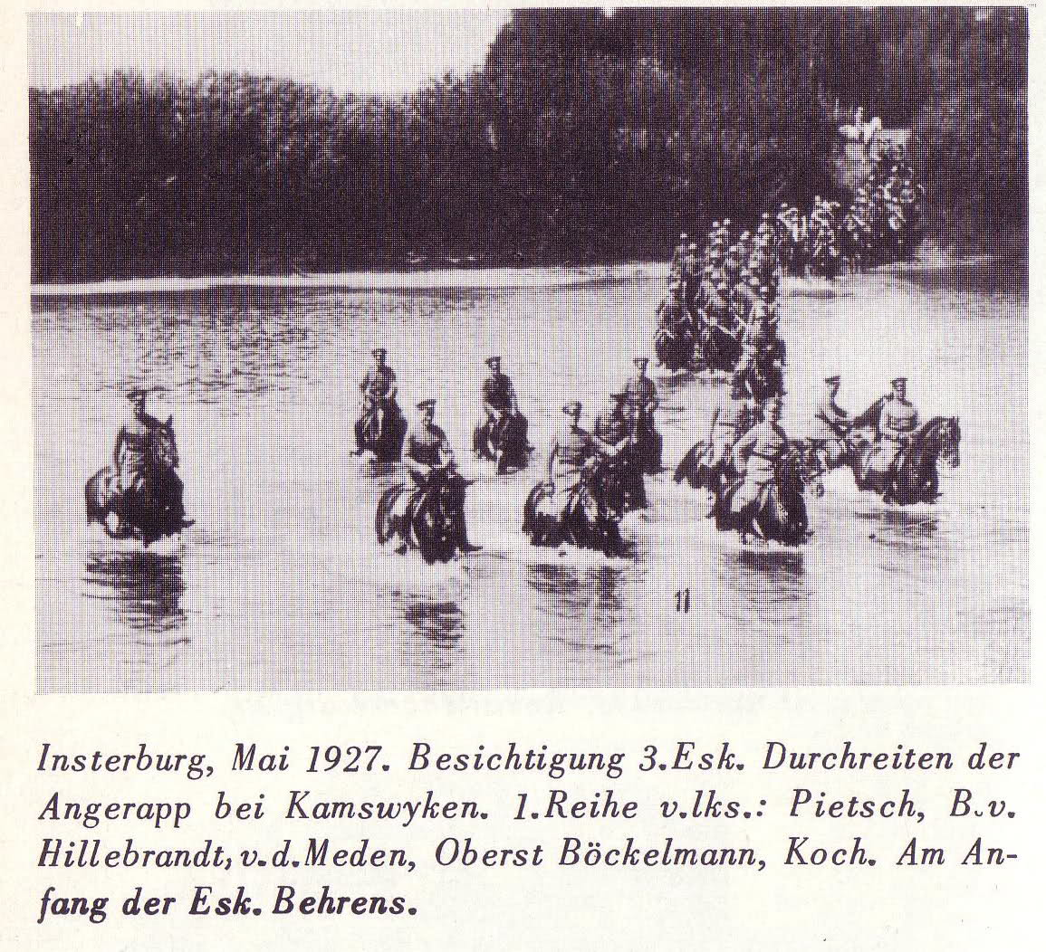 1927[5] Mai. Das Reiter-Regiment 1 in Insterburg.jpg